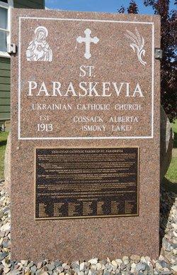 Saint Paraskevia Ukrainian Catholic Cemetery