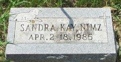 Sandra Kay Nimz