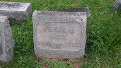 Frank James Wade