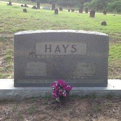 """Israel Grant """"Isa"""" Hays"""
