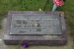 "Delmar Duane ""Butch"" Ramaker"