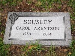 Carol S <I>Arentson</I> Sousley