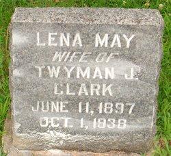 Lena May <I>Turner</I> Clark