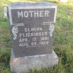Elmira <I>Fry</I> Flickinger
