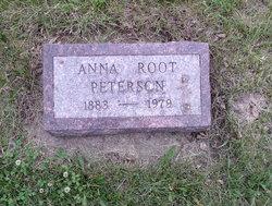 Anna Christina <I>Ebsen</I> Peterson