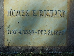 Homer Edmond Richard