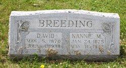 """Maranda """"Nannie"""" <I>McKinney</I> Breeding"""