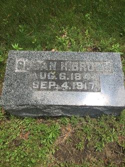 Susan Hanna <I>Hubartt</I> Brown