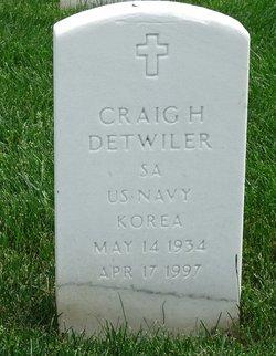 Craig Harrison Detwiler