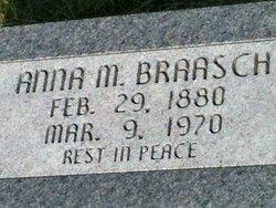 Anna Maria <I>Kunecke</I> Braasch