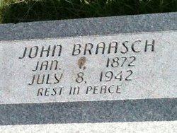 John George Christopher Braasch