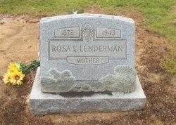 Rosa Lee <I>Blaylock</I> Lenderman