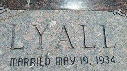 Wilfred Alexander Lyall