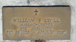 William F Lyall
