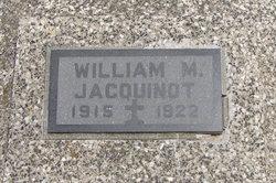 William M. Jacquinot