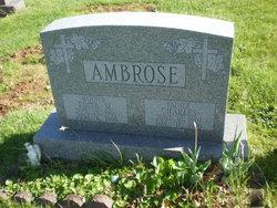 Ida Edith Ambrose