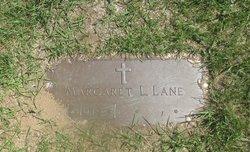 """Margaret Lucille """"Marjorie"""" <I>Wilson</I> Lane"""