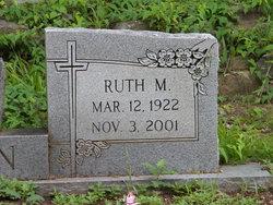 Ruth M. Bain