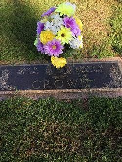"Grace Maybell ""Gracie"" <I>Sanford</I> Crowe"