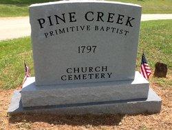 Pine Creek Cemetery