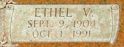 Ethel V. <I>Irvine</I> Melin