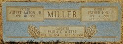 Esther Ione Miller