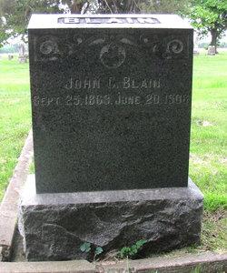 John Cunningham Blain