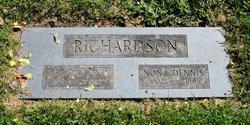 Nona <I>Dennis</I> Richardson