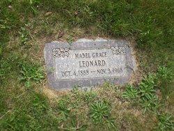 Mabel Grace <I>Sare</I> Leonard