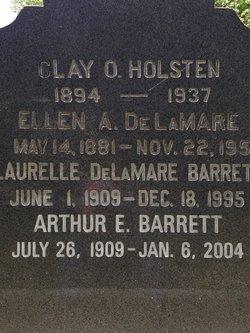 Clay Oscar Holsten