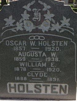 Oscar William Holsten
