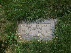 Melba Henrietta <I>LaBray</I> Stauffer