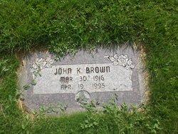 John K Brown