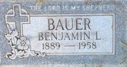 Benjamin Ludwig Bauer