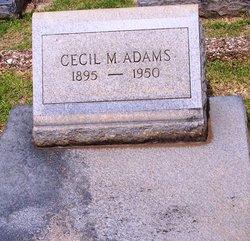 Cecil Millard Adams