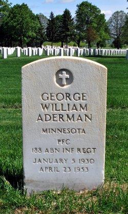 George William Aderman