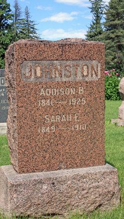 Addison B Johnston