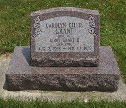 Carolyn J. <I>Gillis</I> Grant