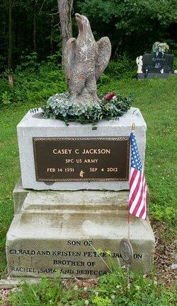 Casey Casteel Jackson