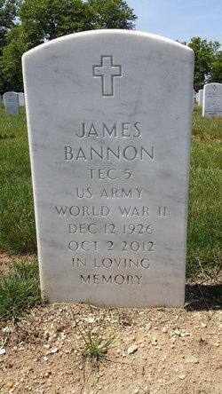 James Howard Bannon