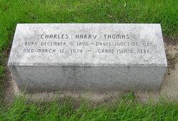 Charles Harry Thomas