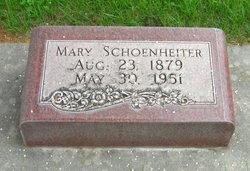 Mary <I>Eickhoff</I> Schoenheiter