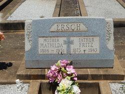 Fritz Ersch