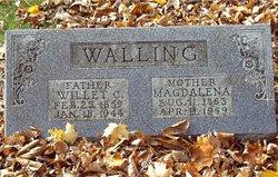 Willet C. Walling