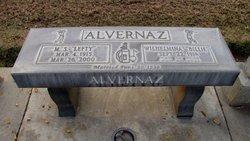 "Manuel S. ""Lefty"" Alvernaz"