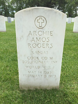 Archie Amos Rogers