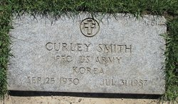 Curley Smith
