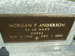 Morgan F Anderson