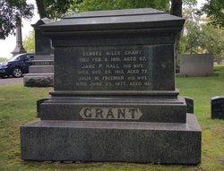 Jane P. <I>Hall</I> Judson Grant