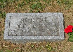Anna E. Brenner